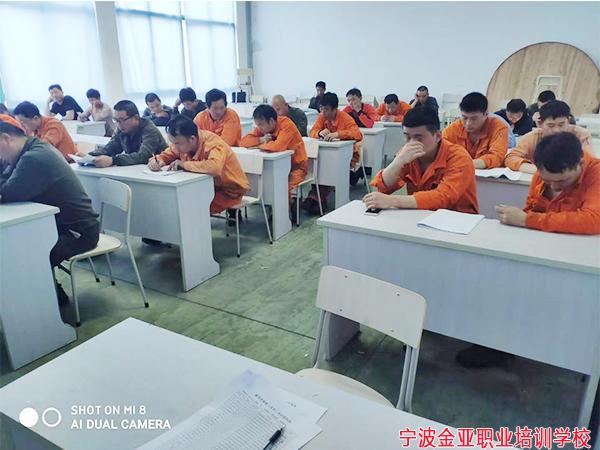 我校新型学徒制亚洲电竞先驱电焊专业亚洲电竞先驱场景