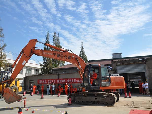 2020年交通运输系统筑路机械技能大赛圆满结束